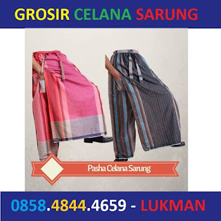 jual sarung celana online