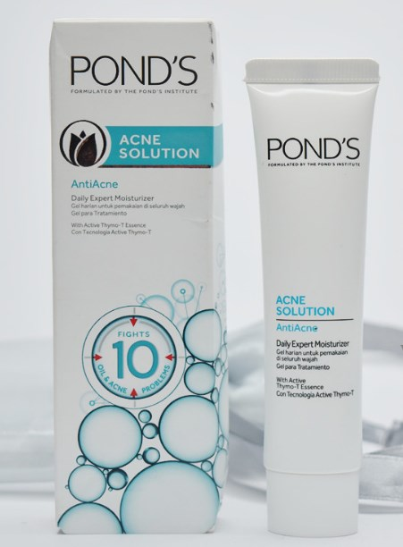 4 Produk cream ponds untuk jerawat yang banyak di pakai ...