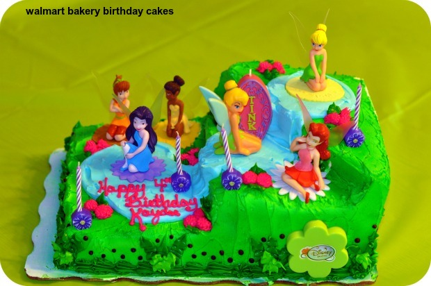 Walmart Bakery Birthday Cakes Picture
