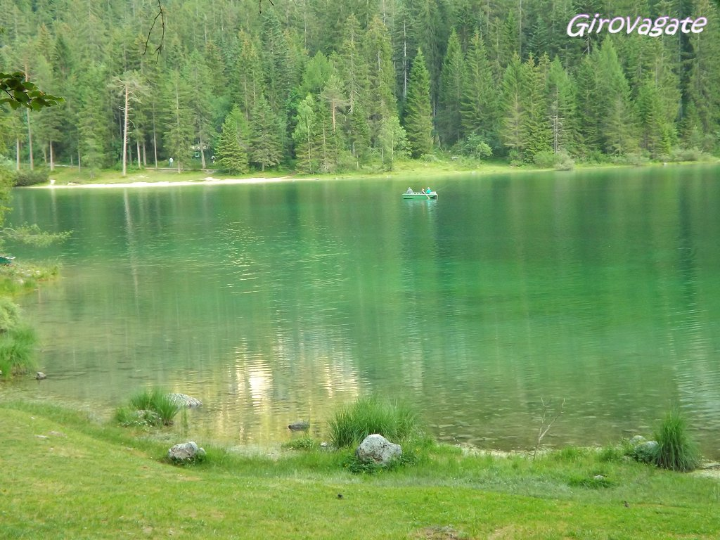 Lago Tovel Trentino Van Non