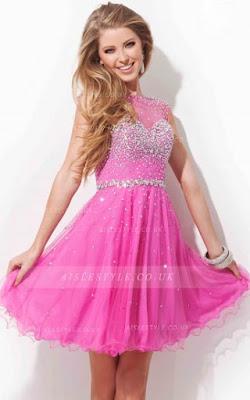 Short Prom Dresses