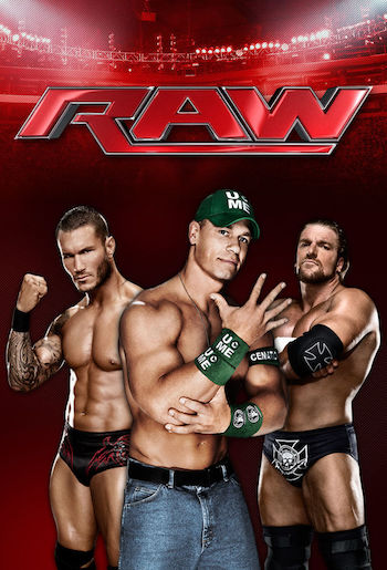 WWE Monday Night Raw 20 March 2017 Free Download