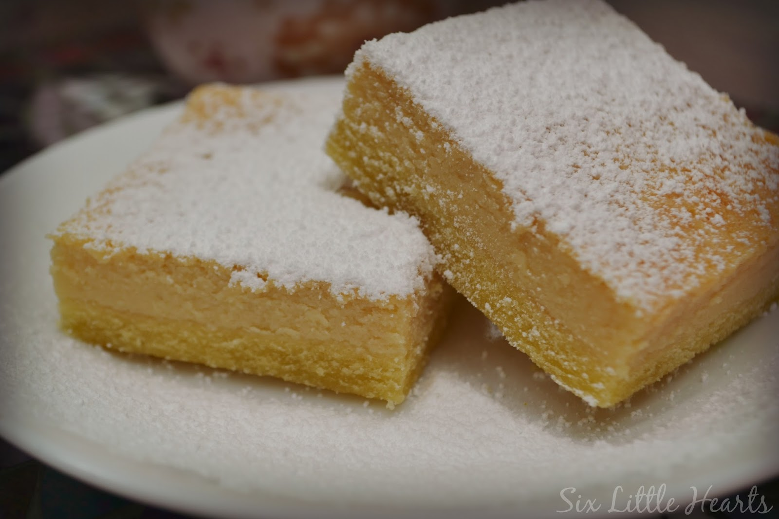 Six Little Hearts: Lemon Slice Recipe - A Simple and ...