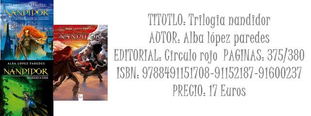 Reseña: Trilogía Nándidor