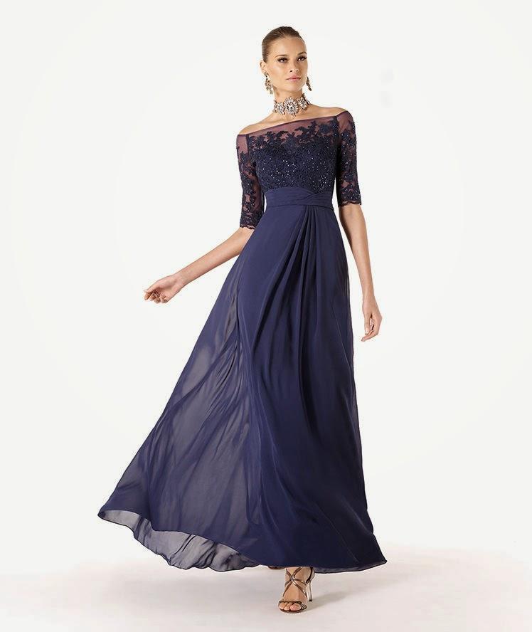 402676fd508b4 Pronovias 2014 Abiye Elbise Modelleri