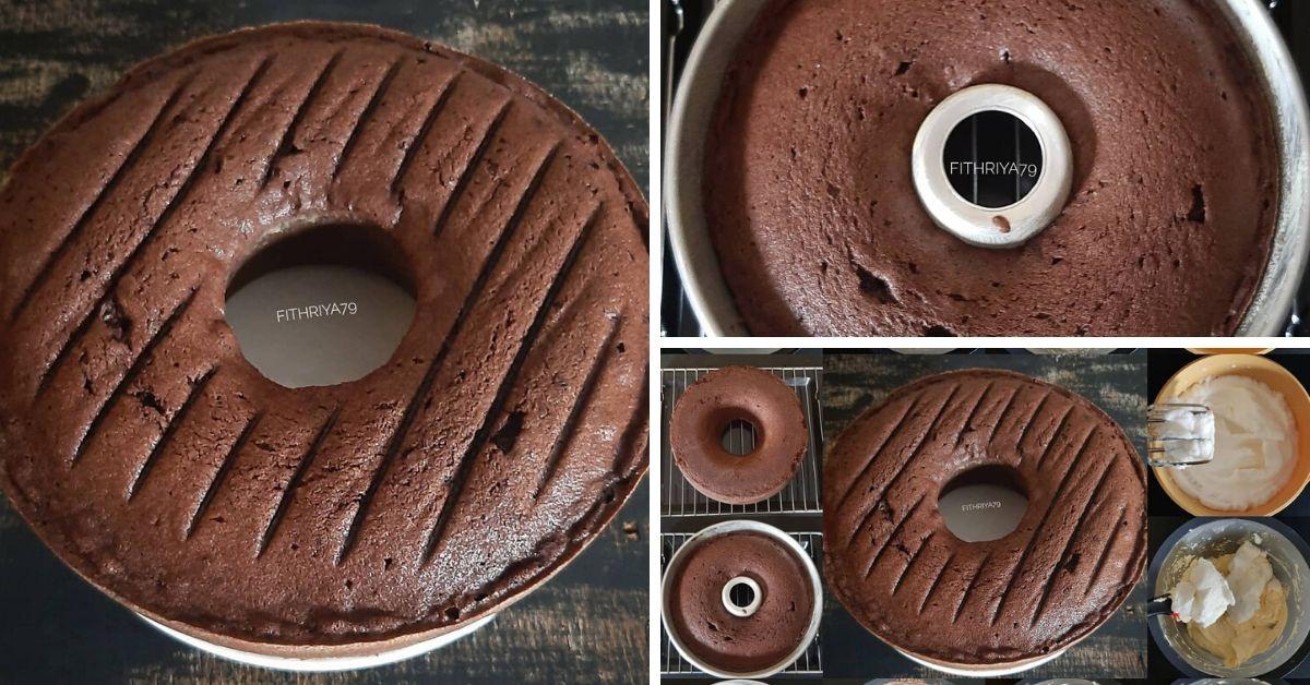 Resep Cake Cokelat Bunda Fithriya Lembut Dan Nyoklat Banget Resep Spesial