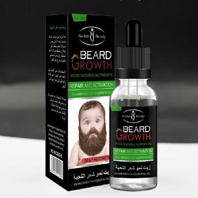 Beard Moustache Growth Oil In Karachi