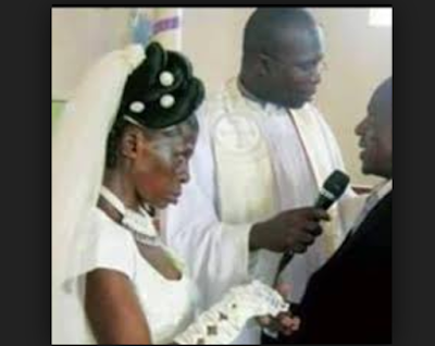 "SHOCKER!! MAN RUNS OUT OF MARRIAGE SCREAMING - ""I WAS TRICKED BY A FAKE PROPHET (FULL DETAILS+PHOTOS)"