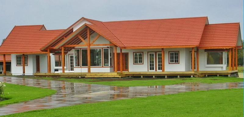 Fachadas casas modernas fachadas de casas peque as de un piso - Fachadas de casas pequenas de un piso ...