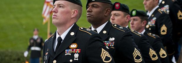 Як стати сержантом в американській армії