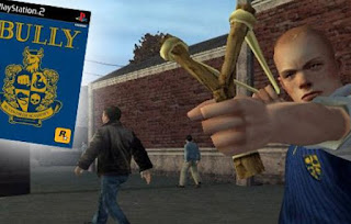 Game Bully PS2/PCSX2 ISO High Compressed Download
