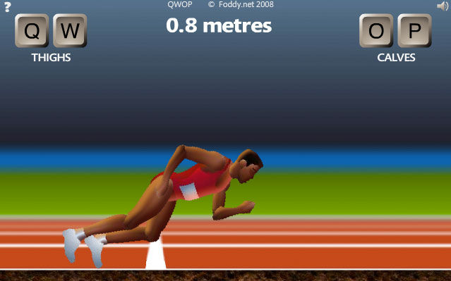 Qwop Unblocked Games At School Play Game Google
