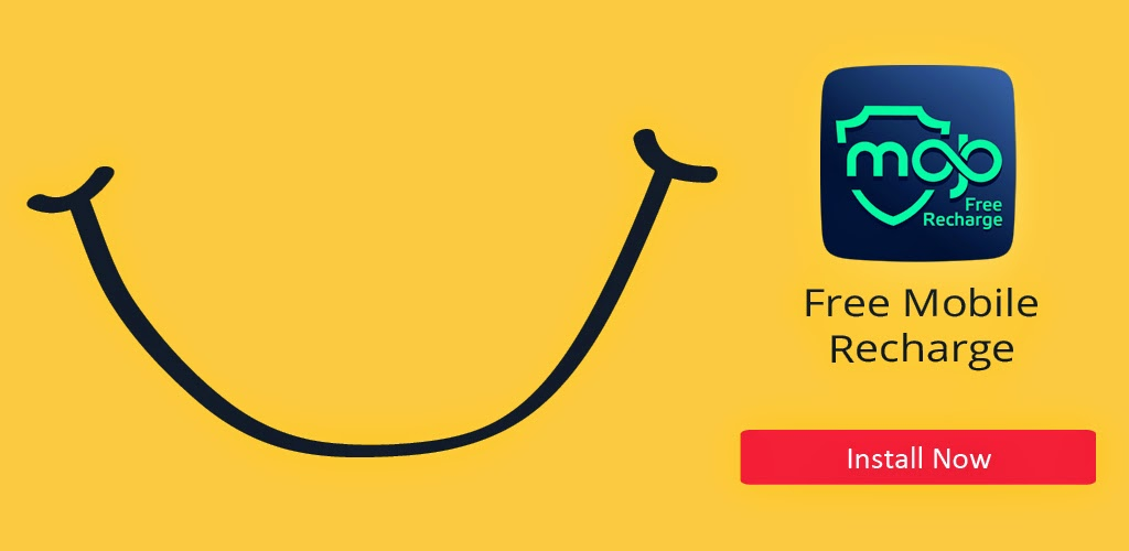 Free Recharge For Android Users : Mojo App