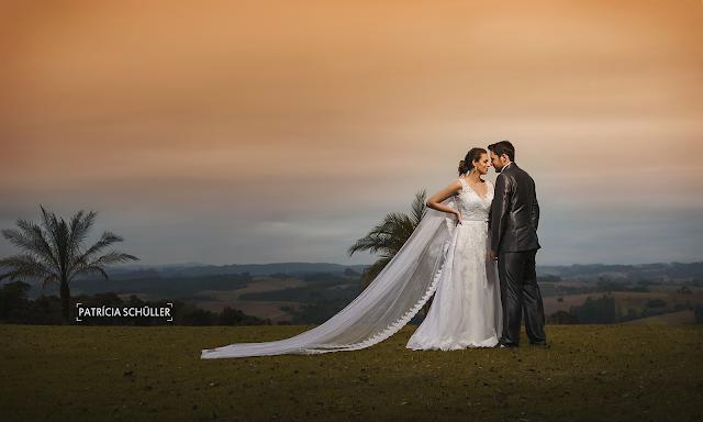 Casamento Talita e Fabiano Patrícia Schüller Fotografias Rio do Sul