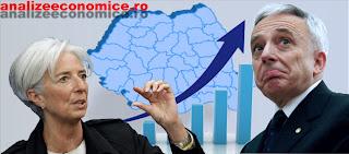 De câte ori au dat rateuri FMI-ul și Isărescu în privința prognozelor economice