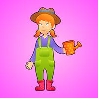 AvmGames Escape Farmer Woman