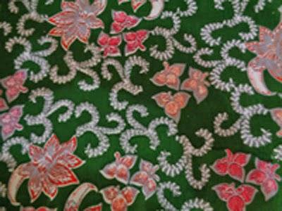 Seragam Batik Solo Printing Motif A20