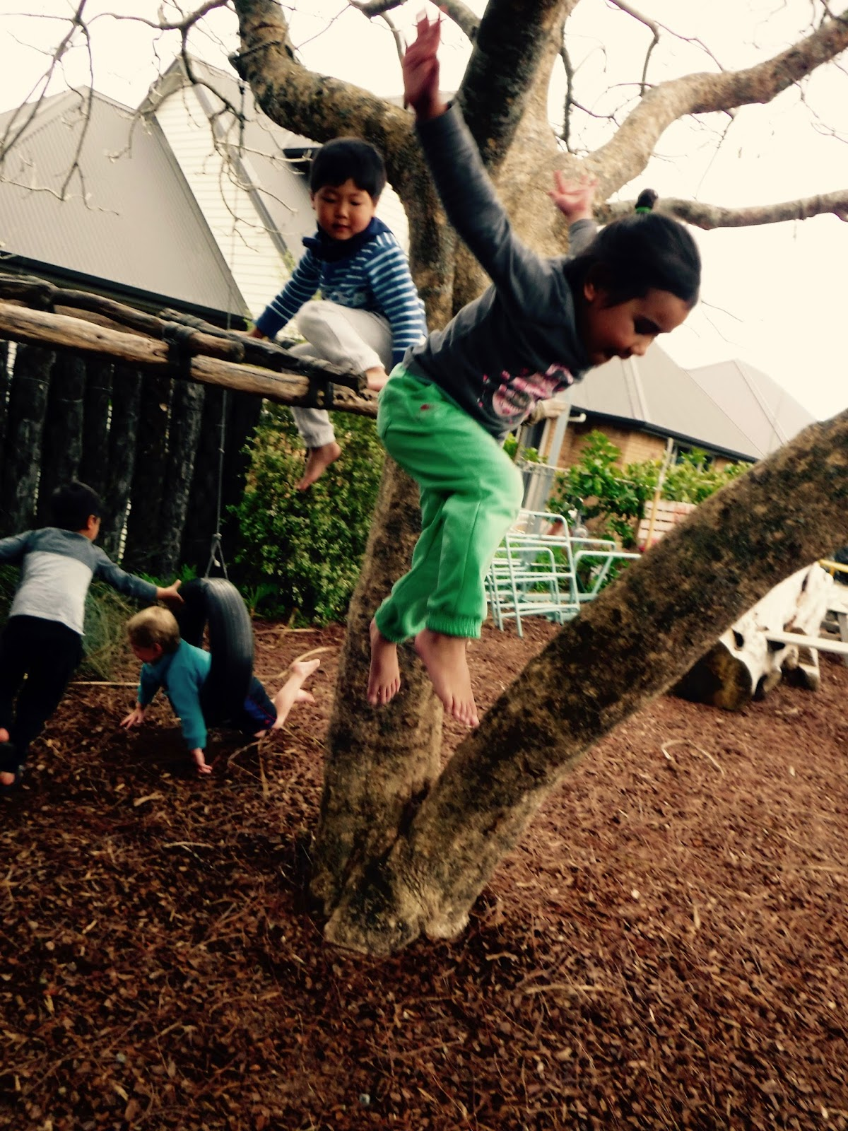 Play At American Girl: Mairtown Kindergarten: Risky Play