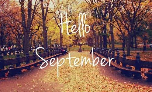 Мой список желаний на осень