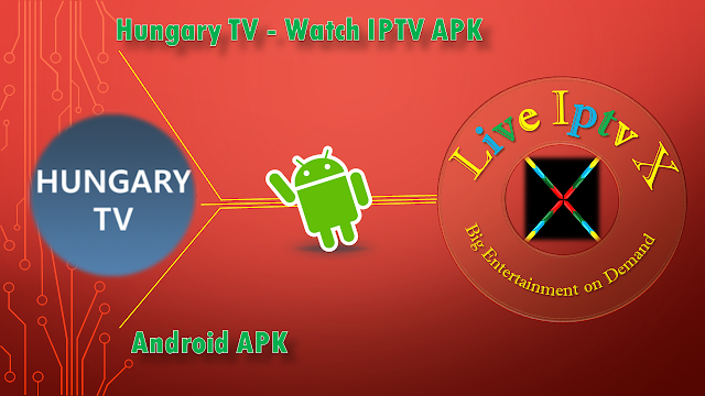 Hungary TV - Watch IPTV APK
