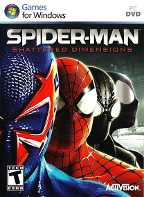 spiderman-shattered-dimensions-pc-cover-www.ovagames.com