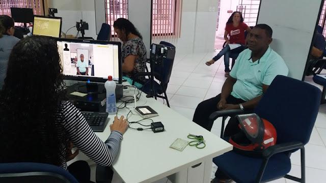 Justiça Eleitoral convoca eleitores para o Recadastramento Biométrico em Chapadinha e Mata Roma