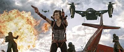 Una imagen de Resident Evil