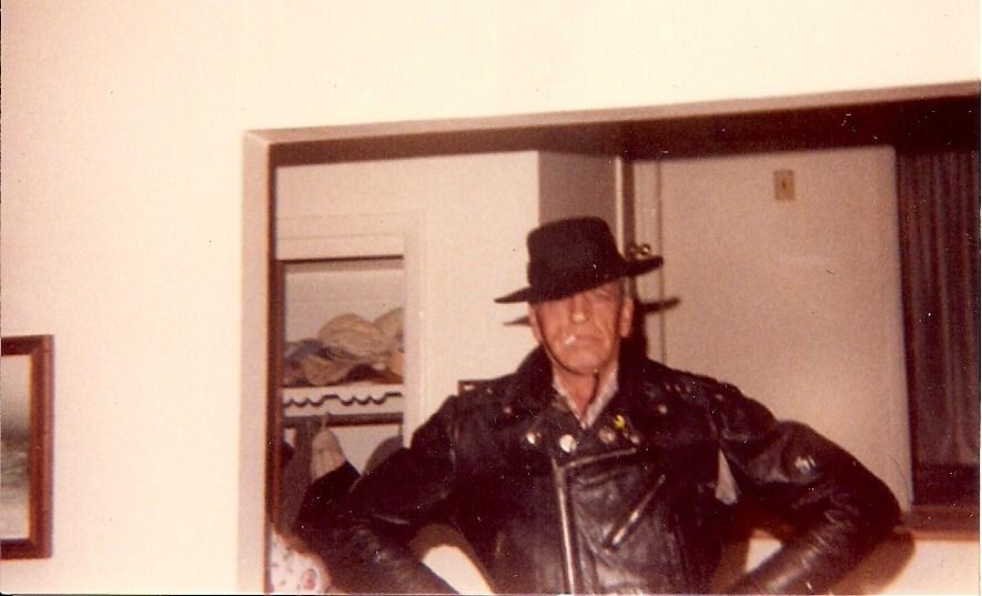 Hat Old Good Cowboy Just
