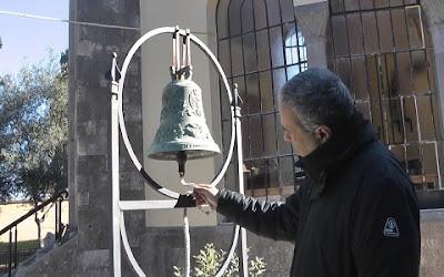 Ν. Λυγερός - Φόρος τιμής στα θύματα του ναζισμού. Κως, 18-12-2016