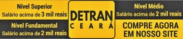 Apostila Concurso Detran-CE 2017