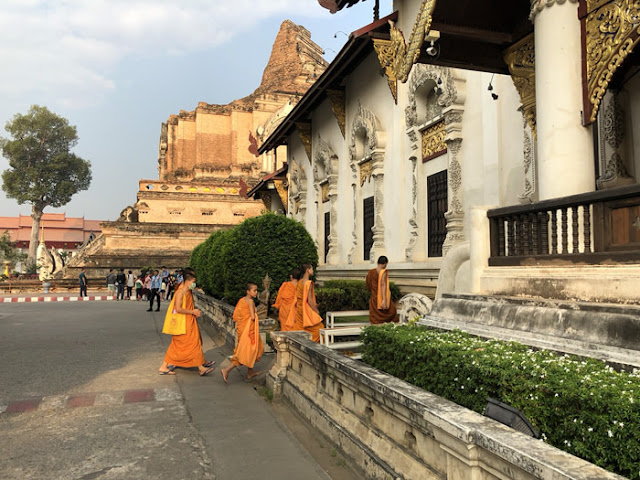 Wat Chedi Luang ワット チェディルアン