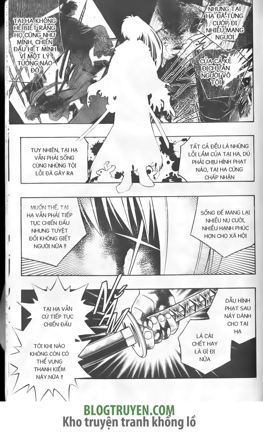 Rurouni Kenshin chap 246 trang 15