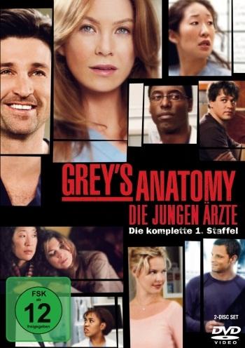 Baixar Grey's Anatomy 1ª Temporada Dublado