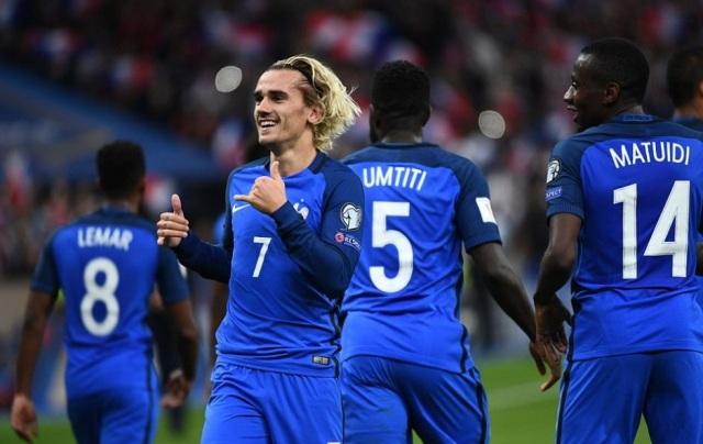 Info dan Data Lengkap Timnas Prancis di Piala Dunia 2018