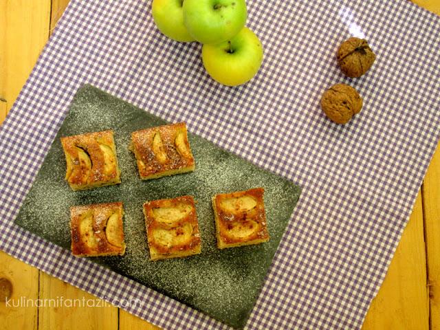 Ябълкова пита