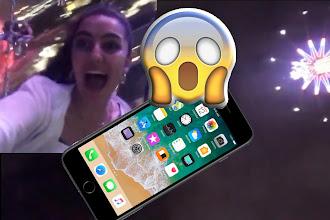 iPhone sopravvive a caduta da 140 metri filmando tutto! (VIDEO MOZZAFIATO 😱😱)