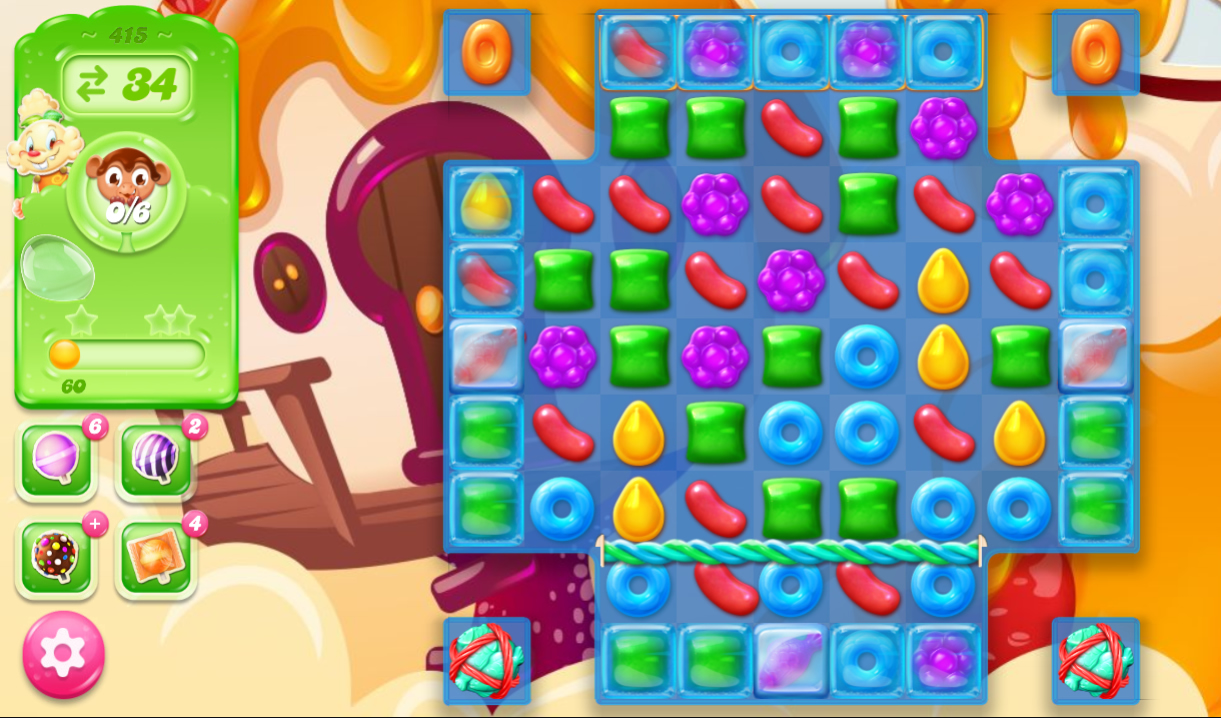 Candy Crush Jelly Saga saga 415