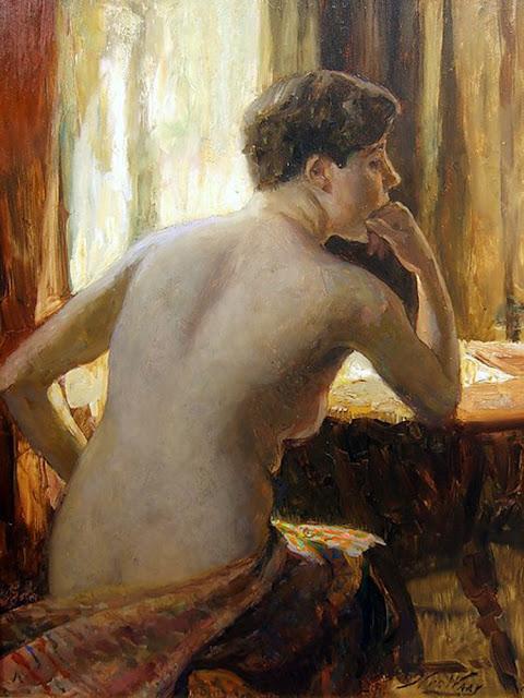 Nicolaas van der Waay, Artistic nude, The naked in the art, Il nude in arte, Fine art