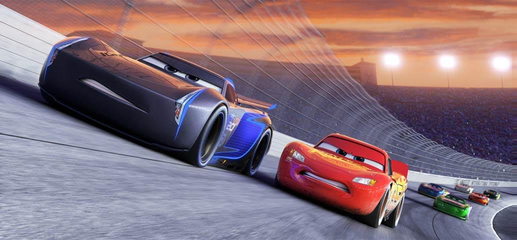 Java John Z's : CARS 3 - Activity Sheets + New Trailer #Cars3