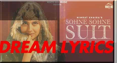Sohne Sohne Suit Nimrat Khaira Punjabi Song Lyrics Sohne Sohne Suit Is Latest Famous Punjabi Song Sung By Nimrat Khaira And Lyrics Of Sohne Sohne Suit Is Written By Farmaan And Music Of Sohne Sohne Suit Is Composed By Rox A,      Sohne Sohne Suit Nimrat Khaira  Singer : Nimrat Khaira  Music : Rox A  Lyrics :Farmaan    Sohne Sohne Suit Nimrat Khaira Lyrics   Bas Sohne Sohne  Ek Designer Mere Suitan De Layi Rakh Tu  Beshak Eye Liner Na Lai Ke Devi Akh Nu  Ek Designer Mere Suit 'An De Layi Rakh Tu  Beshak Eye Liner Na Lai Ke Devi Akh Nu    Gall Dil Di Tu Saari  Ho Gall Dil Di Tu Saari  Akhan Naal Kahi Jatti Nu    Bas Sohne Sohne Suit  Dewaunda Rahi Jatti Nu  Bas Sohne Sohne Suit  Dewaunda Rahi Jatti Nu  Bas Sohne Sohne    Nikki Hundi Ton Ae Chah Ve  Hunn Saare Davi Puga Ve  Mainu Rang Birange Eh Dupatte  Laidi Pavein Panja Ve    Nikki Hundi Ton Ae Chah Ve  Hunn Saare Davi Puga Ve  Mainu Rang Birange Eh Dupatte  Laidi Pavein Panja Ve    Lambi Car Main Na Mangdi  Raani Haar Main Na Mangdi  Shonk Si Saare Dasste  Heelan Char Main Na Mangdi  Shonk Naal Kehi Jatti Nu    Bas Sohne Sohne Suit  Dewaunda Rahi Jatti Nu  Bas Sohne Sohne Suit  Dewaunda Rahi Jatti Nu  Bas Sohne Sohne    Na Jooth Na Koyi Laara  Dil Wadda Kar Lai Yaara  Farmaan Ve Tera Bank Balance  Mere Te Udna Saara    Na Jooth Na Koyi Laara  Dil Wadda Kar Lai Yaara  Farmaan Ve Tera Bank Balance  Mere Te Udna Saara    Rang Nawa Lai Di Har Vaari  Har Maheene Rakhi Taiyari  Bas Zindagi Katt Lai Hass Ke  Main Changi Aan Ya Mahdi  Ve Hunn Taan Sahi Jatti Nu    Bas Sohne Sohne Suit  Dewaunda Rahi Jatti Nu  Bas Sohne Sohne Suit  Dewaunda Rahi Jatti Nu  Bas Sohne Sohne    Rox A In The Music