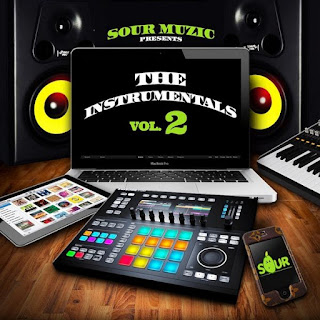 Free Sour Muzic – The Instrumentals Vol. 2