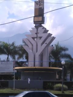 alun-alun Tarogong Garut