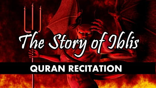 Hadis Mengenai Iblis Laknatullah