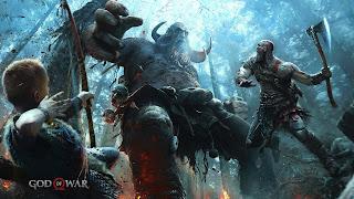 God of War 4 Kratos recent wallpaper 1920x1080