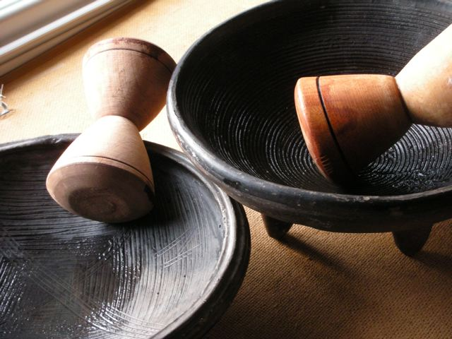 Asanka is EARTHENWARE BOWL