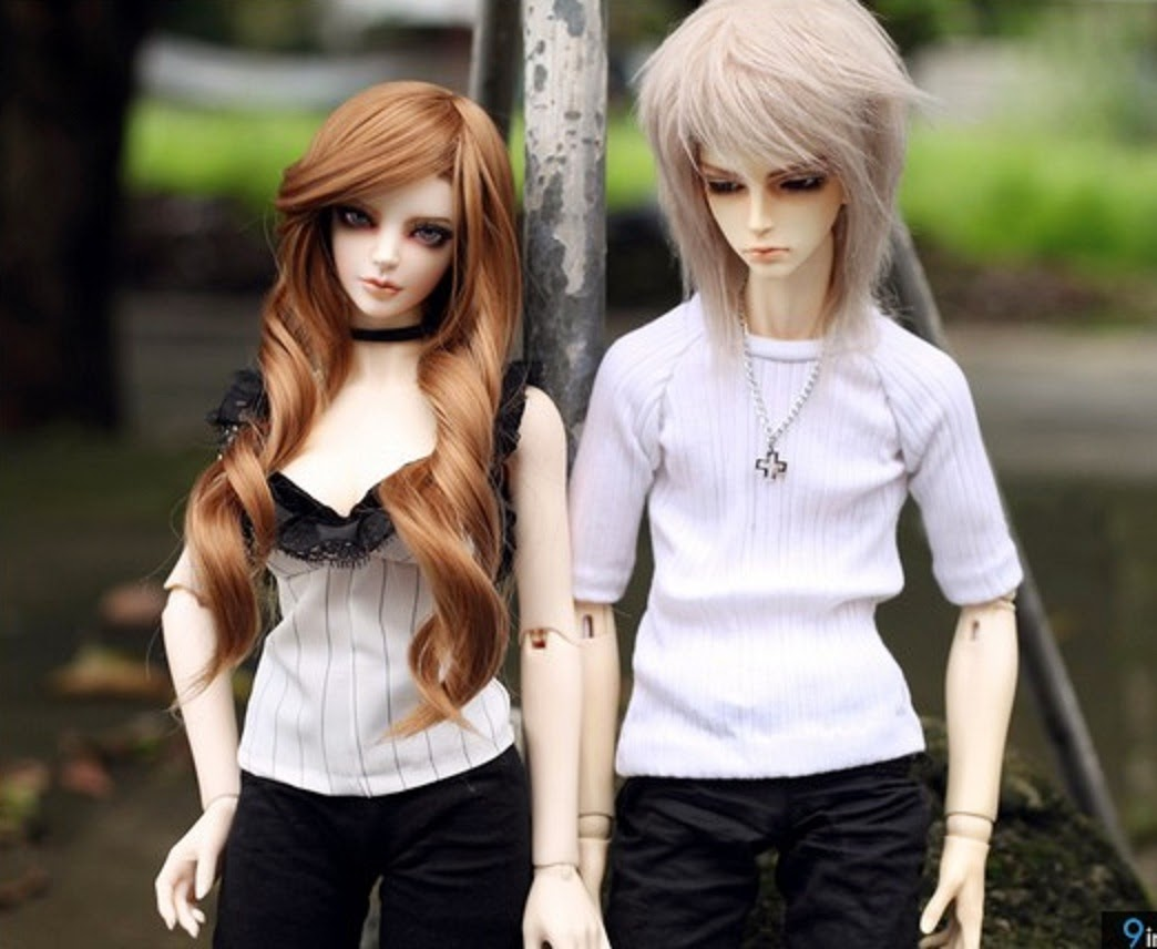 pretty Barbie Doll Couple Wallpapers ...