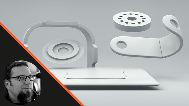Advanced Hard-Surface Modeling Techniques in Cinema 4D