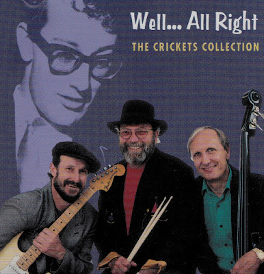 The Crickets -  Well... All Right (The Crickets Collection) 1992-3
