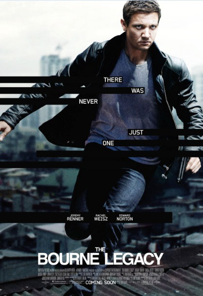 The Bourne Legacy (2012) DVDRip 600Mb