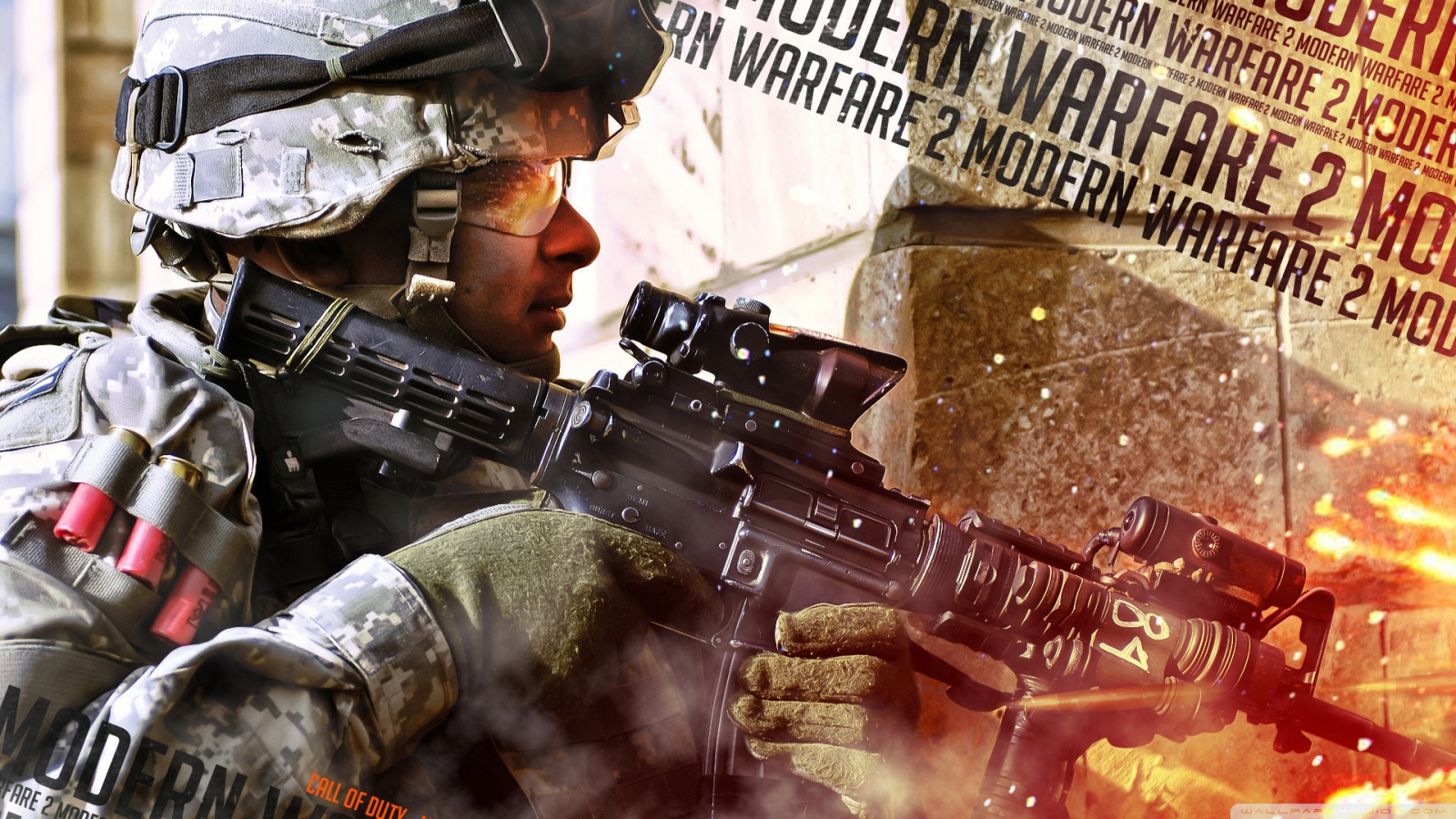 Freaking Spot: Call Of Duty Full HD 1080p Wallpapers